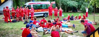 DLRG.TV – Rescuecamp Berlin 2014
